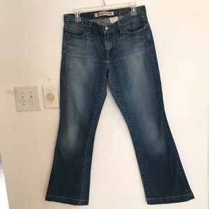Gap Long & Lean stretch women's jeans size 6